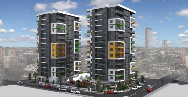 Panorama Evleri Mersin örnek daire!