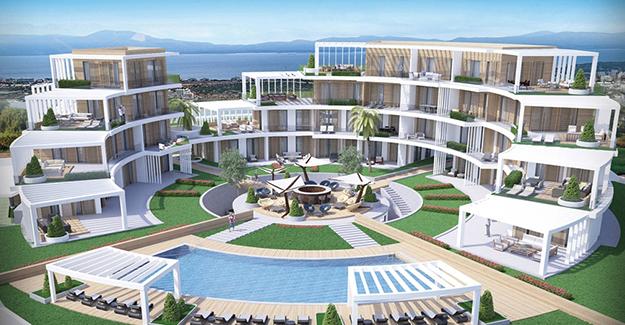 Tekke Group'tan yeni proje; Chios 360 Dalyan