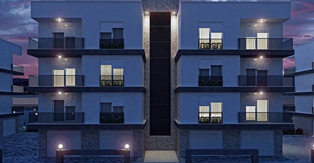 White Star Homes örnek daire!