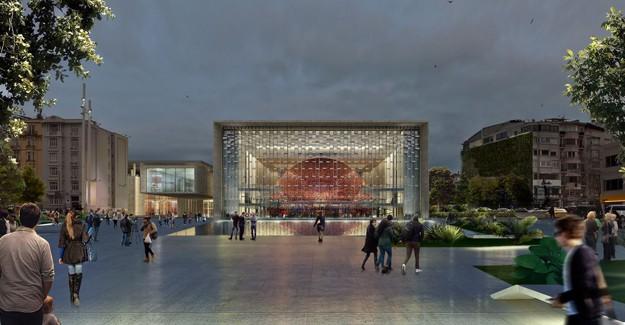 Yeni Atatürk Kültür Merkezi'nin hazırlıklarında son viraja girildi!
