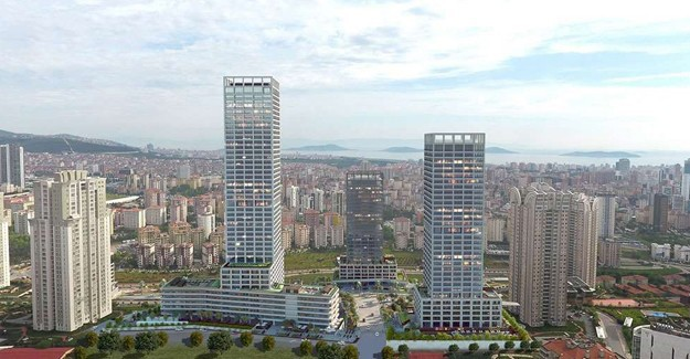 Ataşehir Modern adres!