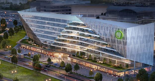 Demirbaş Yapı ve Hanesel Yapı'dan Kurtköy'e yeni proje; 360 Office