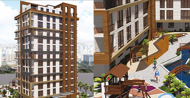 Lionia Yaşam Evleri projesi detayları!