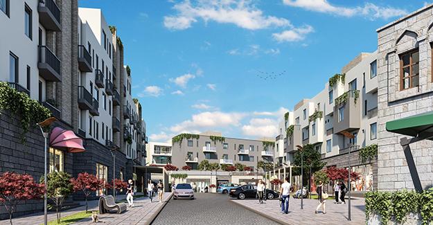 Nevşehir Merkez kentsel dönüşüm projesi tamamlandı!