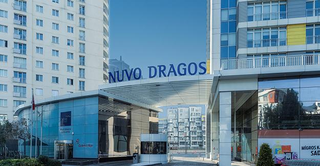 Nuvo Dragos'ta 3+1 dairelere özel 120 ay 0,98 faiz oranı kampanyası!