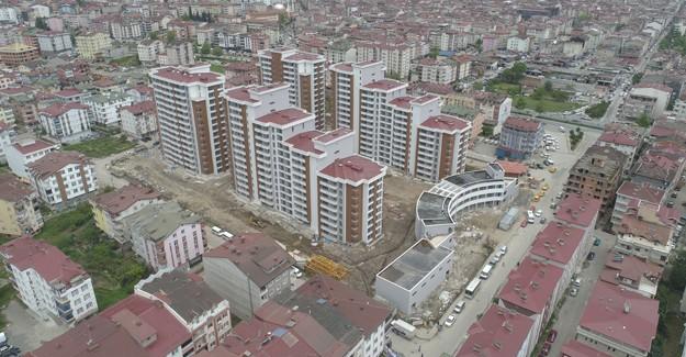 Ordu Altınordu TOKİ'de 120 daire açık artırma usulüyle satışa çıkıyor!