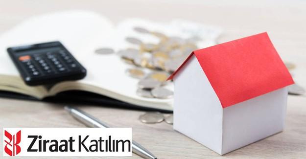 Ziraat Katılım konut kredisi 2018!