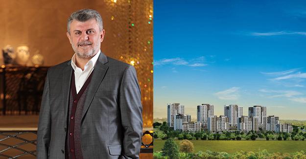 3. İstanbul Başakşehir projesinin yıl sonu ciro hedefi 300 milyon TL!