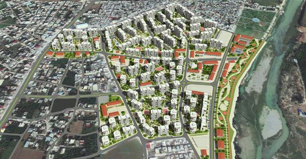 Adana Seyhan kentsel dönüşüm projesi ihalesi yapıldı!