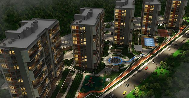 Atakent Panorama Evleri İzmir nerede?
