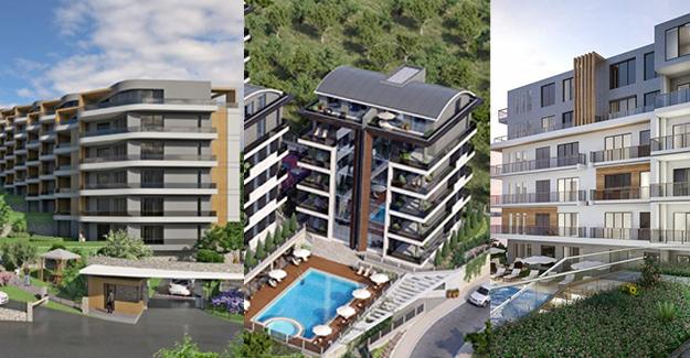 Atış Yapı Mudanya daire fiyatları 198 bin TL'den başlıyor!