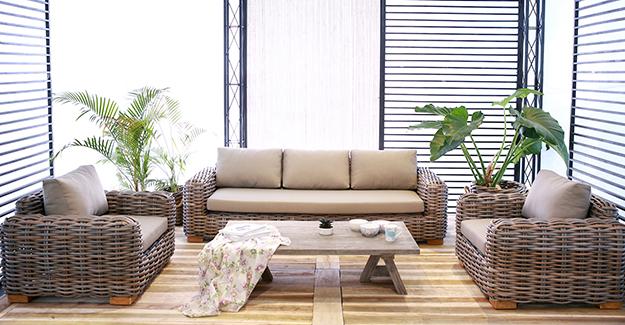 Bahçe mobilyalarında 2018 trendleri!