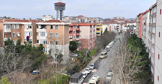 Beylikdüzü'nde Gürpınar Siteler Bölgesi kentsel dönüşüme hazır!