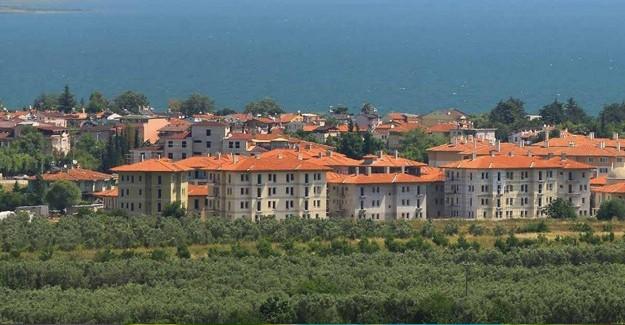 Bursa İznik TOKİ Evleri başvuru!