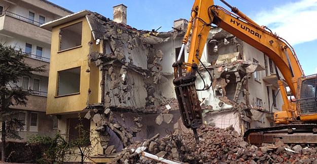 Erzurum Hacıcuma Mahallesi kentsel dönüşüm projesi!