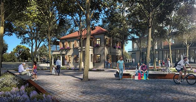 Mahall Bomonti İzmir 72 ay sıfır faiz kampanyası devam ediyor!