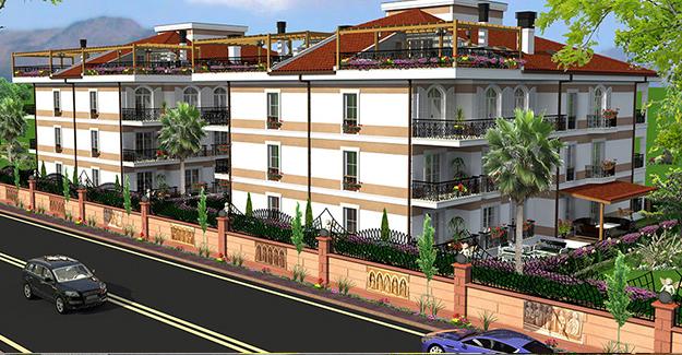 Pal City'den yeni proje; Vali Konakları 2