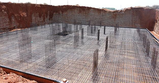 Serik Kocayatak TOKİ konutlarının inşaatı başladı!
