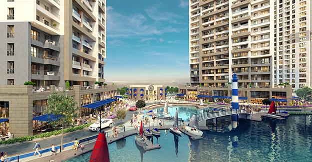 Sinpaş Marina Towers projesinde yaşam başlıyor!