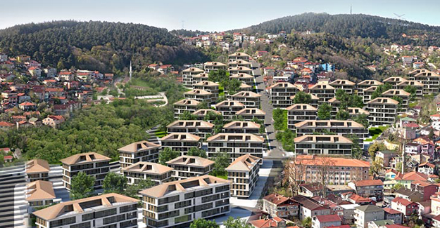 Tokatköy Şehri Sitare projesi!