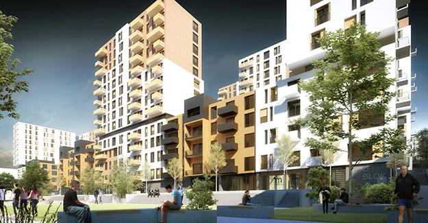 Yıldırım Belediyesi kentsel dönüşüm projesi PDG Mimarlar tarafından tasarlanıyor!