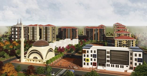 Bingöl Kültür Mahallesi kentsel dönüşüm 2. etap temeli Kurban Bayramı'ndan sonra atılacak!