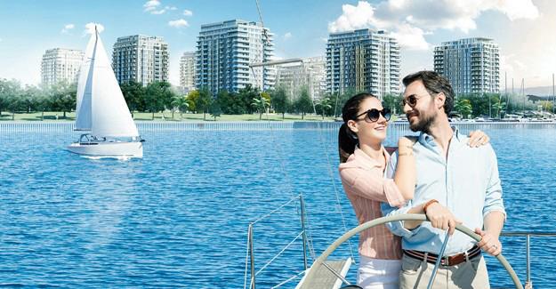 Büyükyalı İstanbul daire planları!