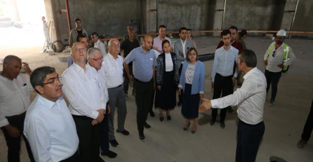 Fatma Şahin Gaziantep'teki hizmetlerini anlattı!