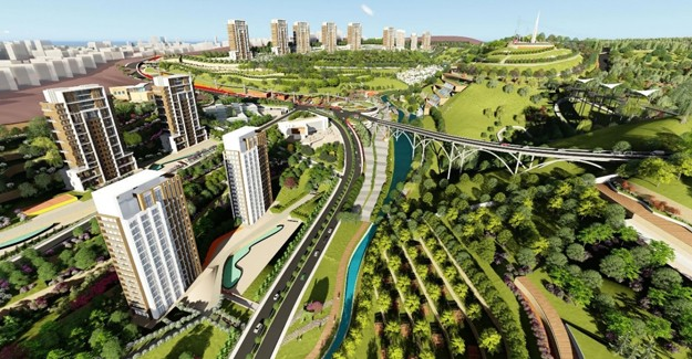 Hacıkadın kentsel dönüşüm projesi ile 6 bin konut inşa edilecek!