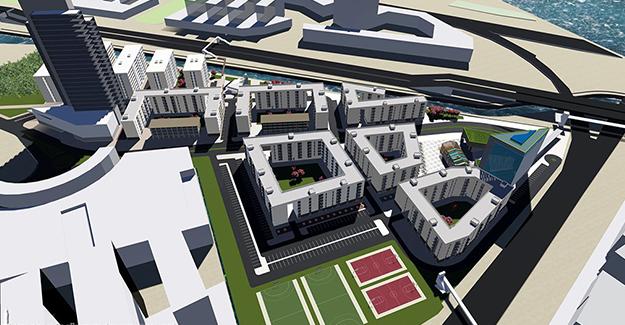 İzmir Konak Ege Mahallesi kentsel dönüşüm projesi 27 Eylül'de ihaleye çıkacak!