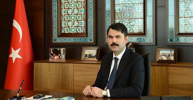 Murat Kurum, 'Hedefimiz alan bazlı dönüşüm'!