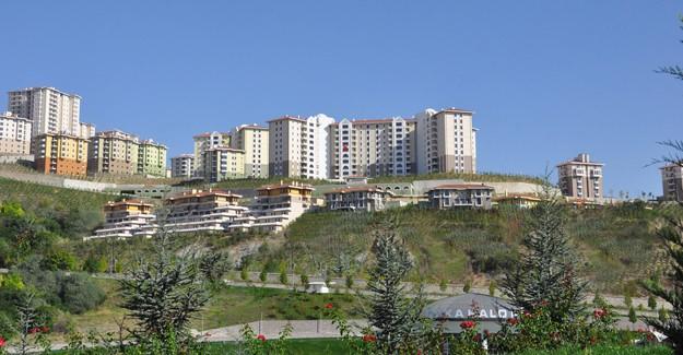 TOKİ Kuzey Ankara satılık daireler!