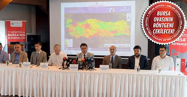 'Türkiye'de kentsel dönüşüm master planı yapan ilk belediyeyiz'!