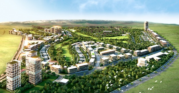 Ankara Golfkent arsaları 28 Eylül'de ihale ile satışa çıkacak!
