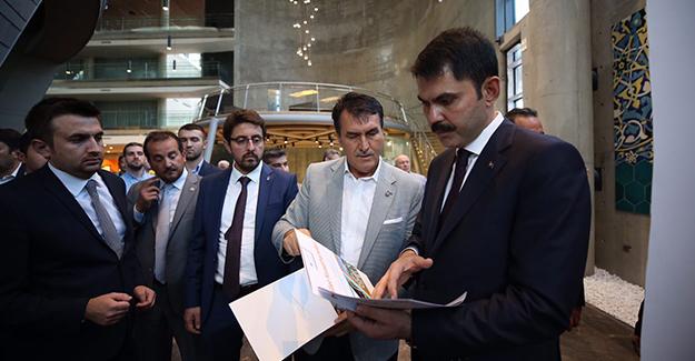Bakan Kurum, 'Bursa'daki dönüşümü başarılı bir şekilde gerçekleştireceğiz'!