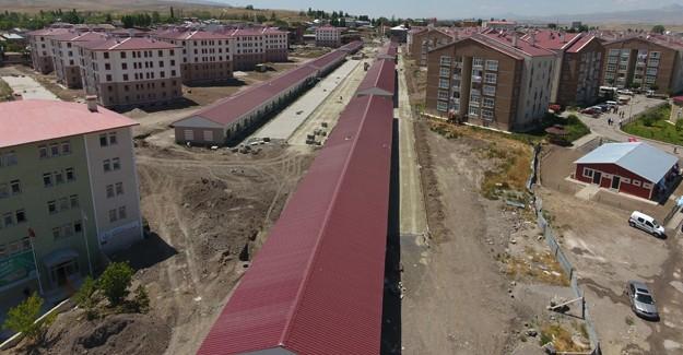 Erzurum Aziziye kentsel dönüşüm projesi!