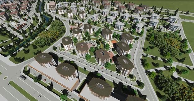 Erzurum Bahçelievler kentsel dönüşüm projesi!