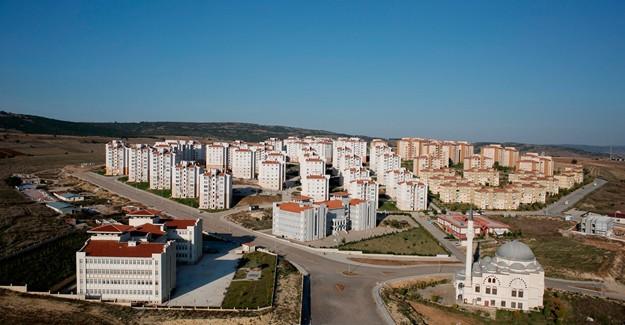 İnegöl Belediyesi TOKİ Evleri 3. etap için talep toplanıyor!
