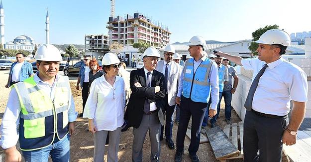 İzmir kentsel dönüşüm projeleri hız kazandı!