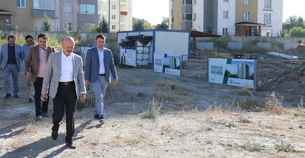 Kocasinan kentsel dönüşüm projeleri hız kazandı!
