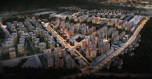Sur Yapı Antalya Kepez Santral!