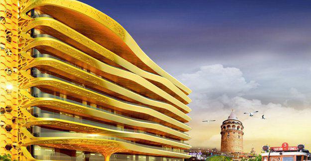 Taksim Petek Residence 120 ay 0,98 vade farkı kampanyası!