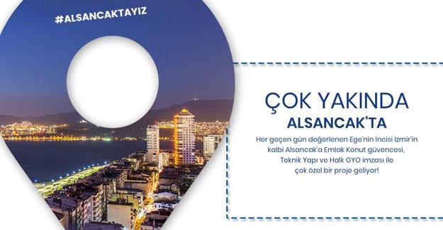 Teknik Yapı İzmir yeni projesi nerede?
