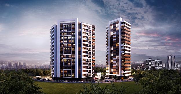 Tema Park Adana projesi örnek daire!