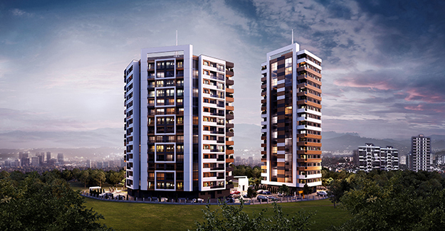 Tema Park Adana projesi satış ofisi!