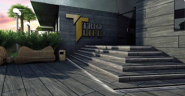 Trio Life Bornova 120 ay 0,98 vade farkı kampanyası!