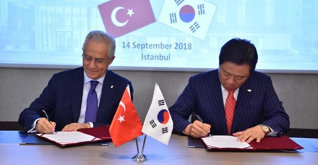 Türkiye ve Güney Kore müteahhitleri güçlerini birleştiriyor!