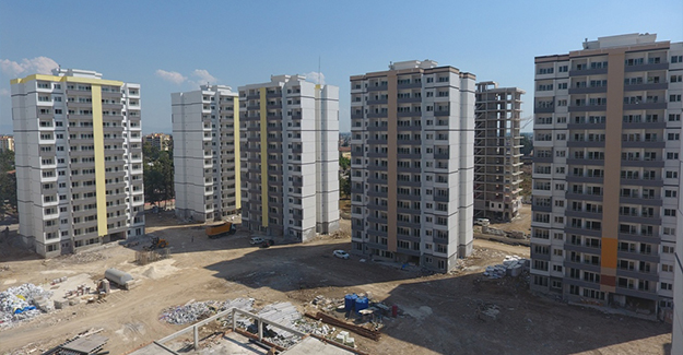 Yüreğir Belediyesi 231 konut ve 8 işyerini satışa çıkarıyor!