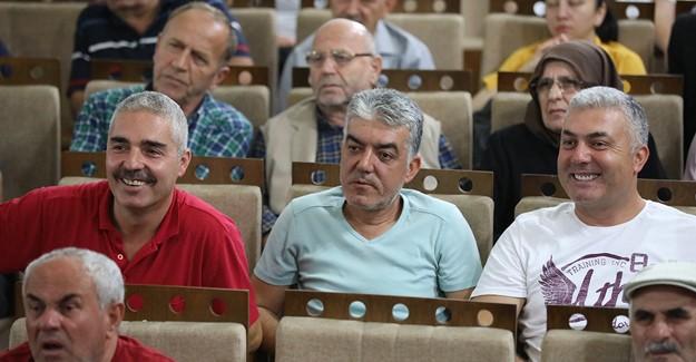 Zonguldak Üzülmez TOKİ konut belirleme kurası çekildi!