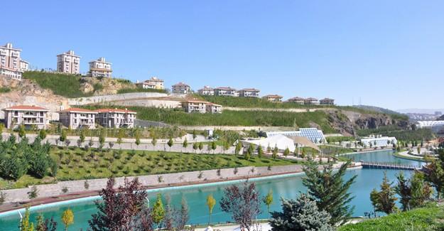 Ankara Kuzeykent TOKİ villaları yarın satışta!